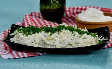 Çiğ Kereviz Salatası