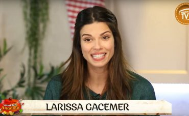Larissa Gacemer ile Kayseri Yağlaması