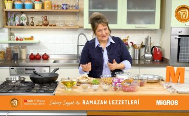 Sahrap Soysal ile Ramazan Lezzetleri Nohutlu Alinazik Kebabı