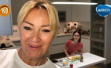 Brita'nın Katkılarıyla; Pınar Altuğ ile Vişneli Kek Tarifi