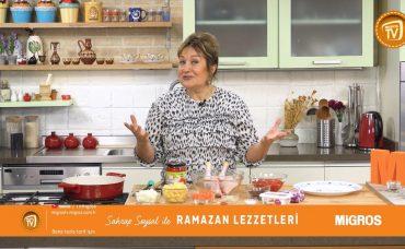 Sahrap Soysal ile Ramazan Lezzetleri Sumaklı Köz Biberli Tavuk