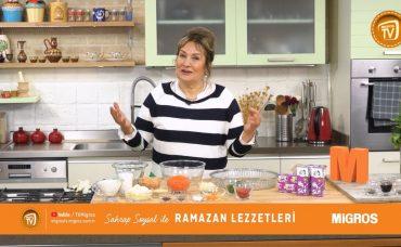 Sahrap Soysal ile Ramazan Lezzetleri Sebzeli Arzuman Köftesi