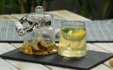 Bağışıklık Güçlendirici Zencefil Çayı