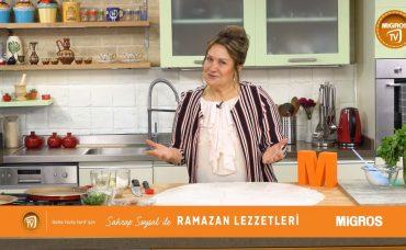 Sahrap Soysal ile Ramazan Lezzetleri Peynirli Tava Böreği