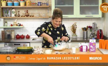 Sahrap Soysal ile Ramazan Lezzetleri Mantarlı Beykoz Böreği