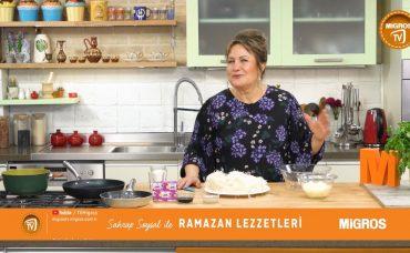 Sahrap Soysal ile Ramazan Lezzetleri Tava Künefesi
