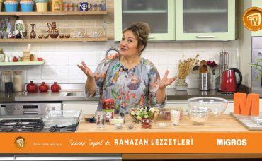 Sahrap Soysal ile Ramazan Lezzetleri Köfteli Demre Kebabı