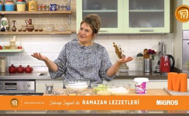 Sahrap Soysal ile Ramazan Lezzetleri Bağışıklık Salatası