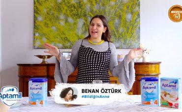 Aptamil Çocuk Devam Sütleri'nin Katkılarıyla Bebekler İçin Yoğurt