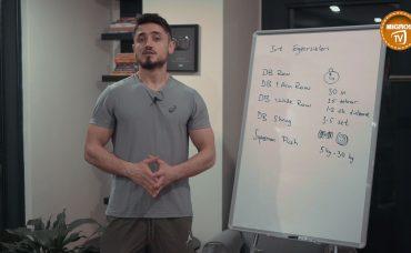 Evde En İyi 5 Sırt Egzersizi / Ağırsağlam ile Evde Yağ Yakımı
