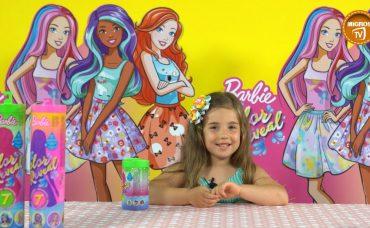 Barbie'nin Renk Değiştiren Color Reveal Serisi
