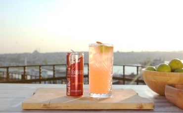 Red Bull Yaz Mocktaili