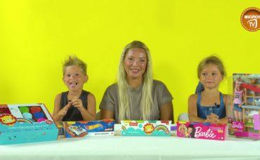 Fisher Price & Hot Wheels & Barbie Oyun Hamurları ile Yaratıcılık Küçük Ellerde