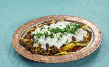 Çentik Kebabı Tarifi