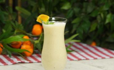 Tarçınlı Portakallı Smoothie