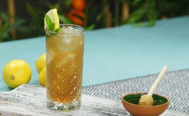Limonlu Soğuk Çay
