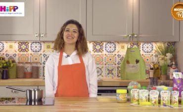 HIPP Katkılarıyla; Zeze Cooks İle Yulaf Lapası Tarifi