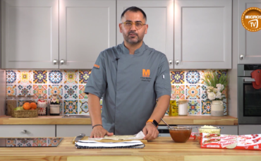 Umut Şef'ten Migros Pizza Hamuru İle Margherita Pizza Tarifi