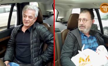 Zafer Algöz & Can Yılmaz ile Komedi ve Yemek Üzerine 3. Bölüm