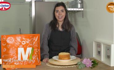 Dr. Oetker Katkılarıyla; Hazal ile Evini Pastaneye Çevir: Kreması Efsane Pratik Naked Cake Tarifi