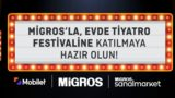 Migros Tiyatro Festivali Yetişkin Oyunları