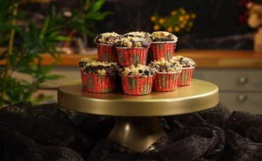 Sevgililer Gününe Özel Çikolatalı Muffin Tarifi