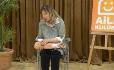 Bebeklerde Heimlich Manevrası