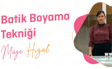 Batik Boyama Tekniği