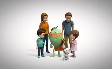 Gıdanı Koru:  Çocuklar İçin Gıda İsrafını Azaltma Üzerine Animasyon Video