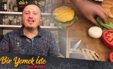 Suat Durmuş ile Evde Hamburger Yapma Tarifi