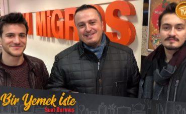 Suat Durmuş ile Öğrenci Evi Ziyaretinde Risotto ve Dana Antrikot Ziyafeti