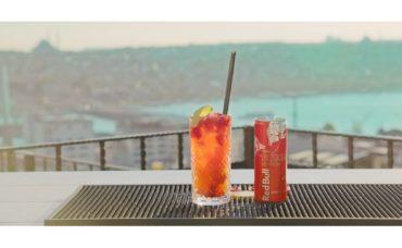 Redbull Summer Edition Joy of Sun Mocktail