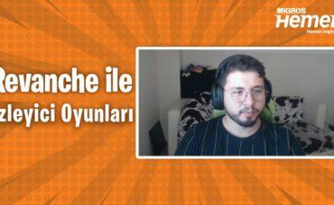 MigrosTV Revanche ile İzleyici Oyunları