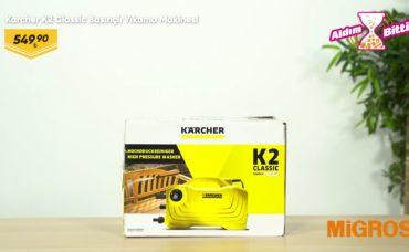Karcher K2 Classic Basınçlı Yıkama Makinesi