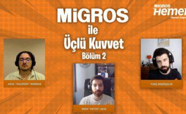 MigrosTV x Üçlü Kuvvet 2. Bölüm