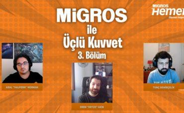 MigrosTV x Üçlü Kuvvet 3. Bölüm
