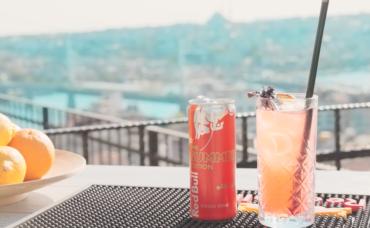 Red Bull Summer Edition Summer Feeling Mocktail