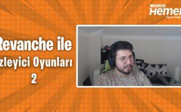 MigrosTV Revanche ile İzleyici Oyunları 2. Bölüm