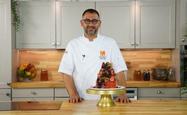 Umut Şef'ten Karpuzlu Pasta Tarifi