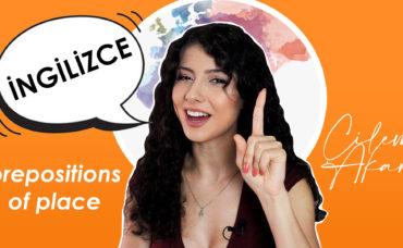 Çilem Akar ile Çocuklara İngilizce Eğitimi: Yer Edatları (In, On, At)