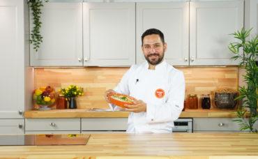 Halil Şef ile Tarifler: Yoğurtlu Kabak Salatası