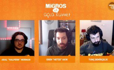 MigrosTV x Üçlü Kuvvet Bölüm 4