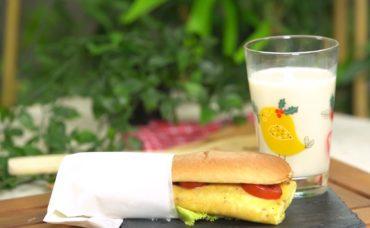 Beslenme Çantası Tarifleri: Yumurtalı Sandviç