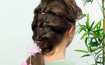 Okul için 3 Yeni Saç Modeli