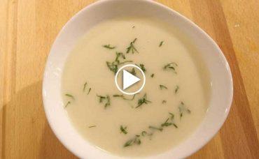 Kremalı Karnabahar Çorbası Tarifi