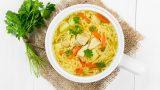 Doğal Antibiyotik Olur Kendisi: Şehriye Çorbası