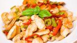 Şipşak Hazırlanır: Tavuk Sote