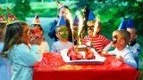 Çocuğunuza Unutulmayacak Bir Doğum Günü Partisi Düzenleyin!