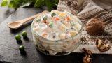 Salataların En Ağırı: Rus Salatası