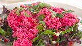 Rengiyle Can Alır: Pancarlı Kısır